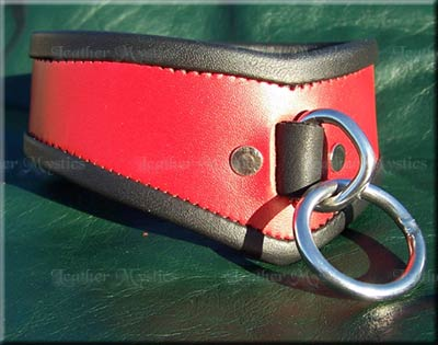 locking submissive bdsm slave collar