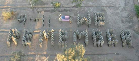 Thank a serviceman, thank a vet, thank God we have our freedom!  We will not forget 9/11....