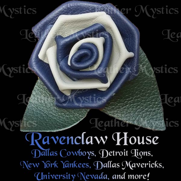 ravenclaw house colors accessories hogwarts harry potter